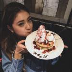 モデル池田美優のPopteen卒業をお祝い