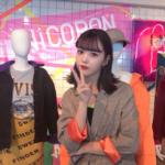 モデル藤田ニコル NiCORON秋冬展示会