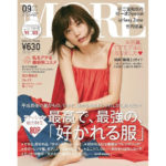 モデル本田翼 雑誌『MORE』レギュラーモデルに抜擢後いきなり単独表紙