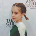 モデルemma TikTokデビューで可愛い笑顔